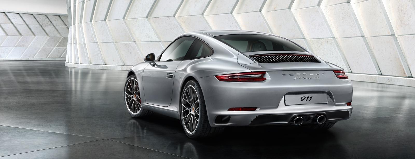Porsche 911 Porsche Centre Leicester