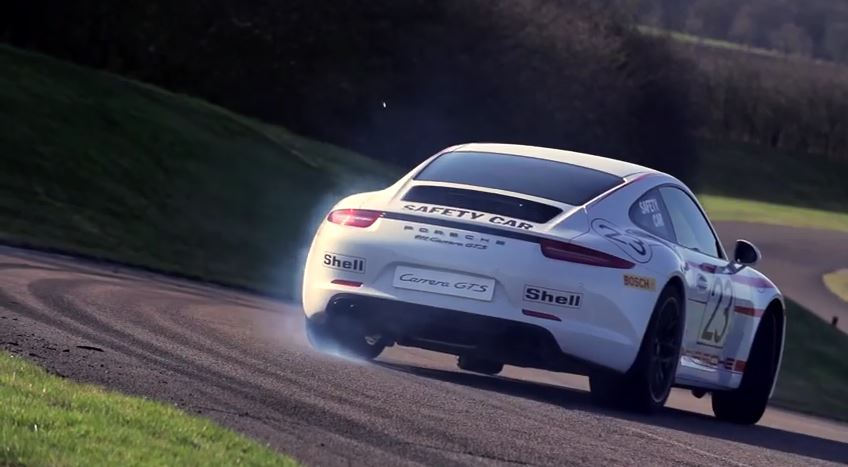 The Porsche 911 Carrera GTS - from racetrack to the road